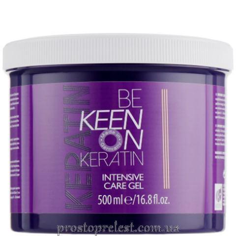 Keen Keratin Intensive Care Gel – Гель для волосся