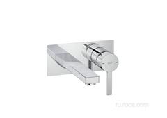 NAIA Смеситель для раковины скрытого монтажа (для установки с монтажным блоком A525220603) Roca 5A3596C00 фото