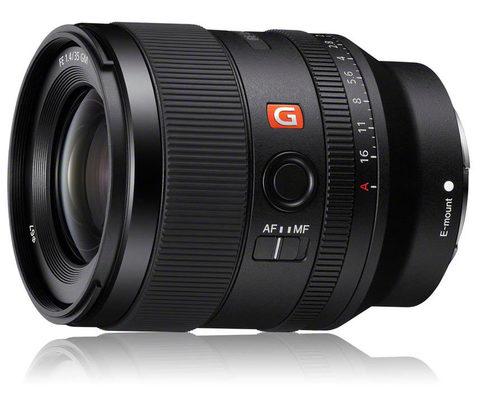 SEL-35F14GM объектив Sony FE 35 мм f/1.4 G Master