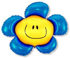 F Цветочек (солнечная улыбка) синий, 41