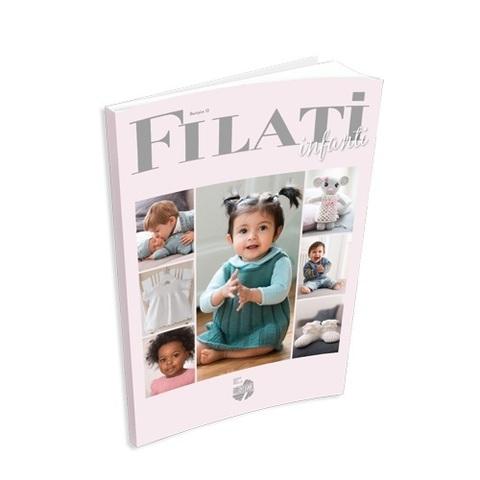 Журнал по вязанию для детей Filati Infanti 13