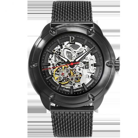 Мужские часы Pierre Lannier Automatic + ремешок 370G438