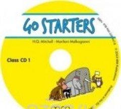 Go Starters Class CD