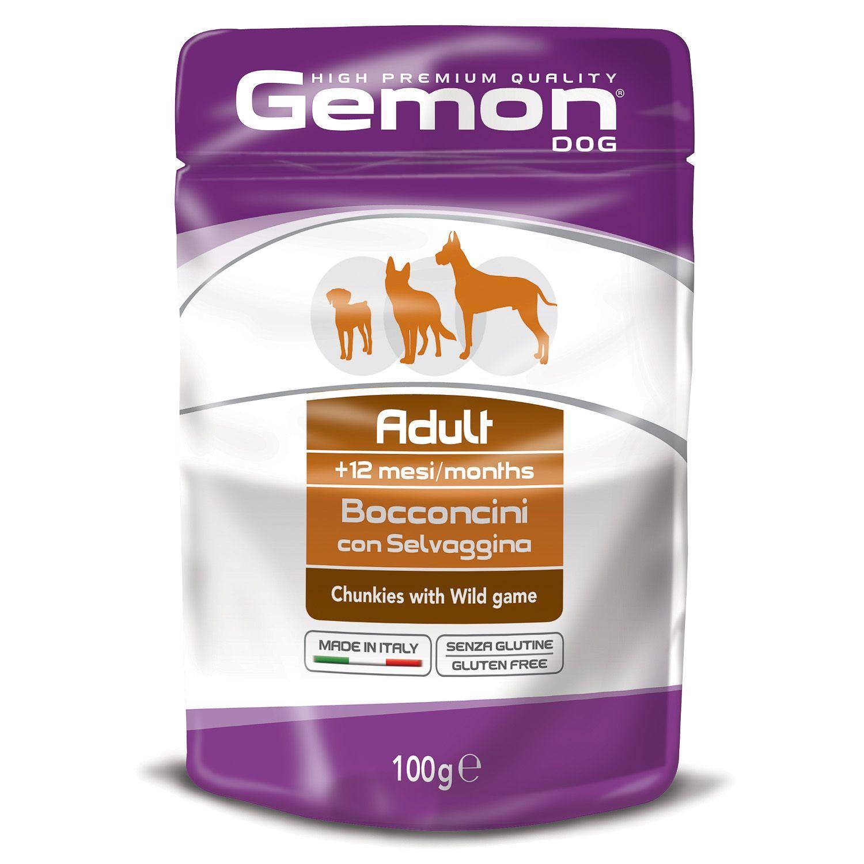 Gemon Пауч для собак Gemon Dog Pouch кусочки дичи 70300629_1.jpeg