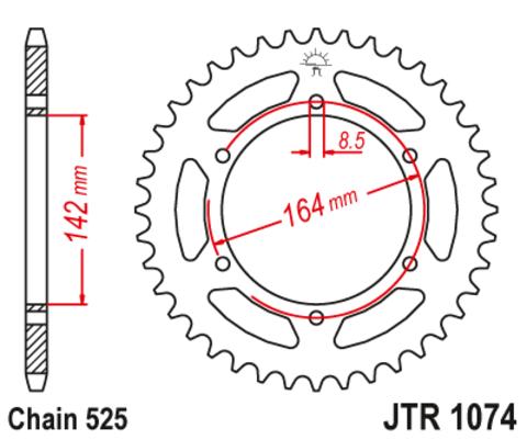 JTR1074