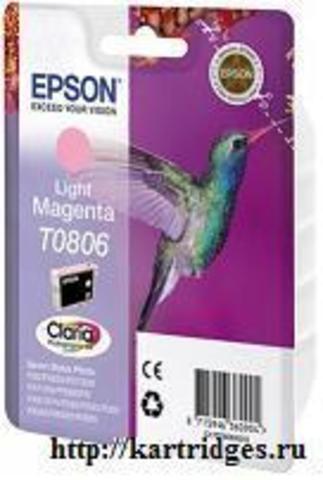 Картридж Epson T08064010 / C13T08064011