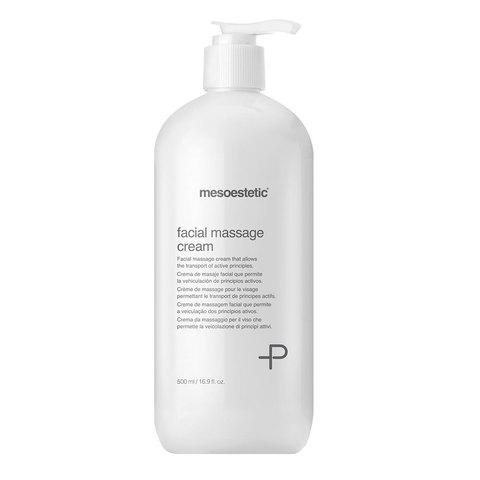 Массажный крем для лица / facial massage cream 500 ml