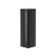 Мусорный бак newicon (30 л), Черный матовый