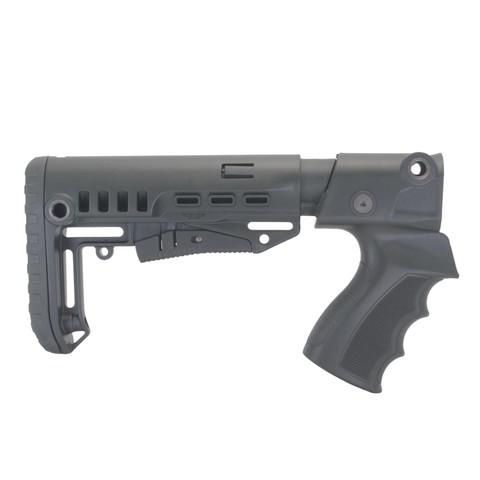 Комплект: Пластиковый приклад МР-133, -153, DLG Tactical фото