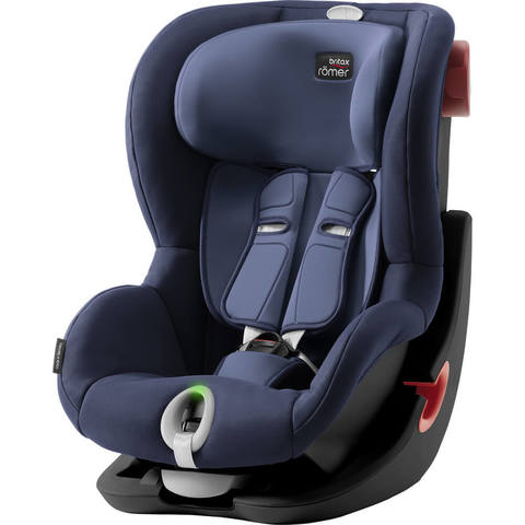 Автокресло Britax Roemer King II LS Moonlight Blue