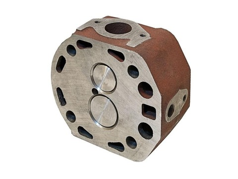 R190 Головка цилиндра в сборе (прямой впрыск)