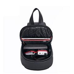 Рюкзак на одной лямке Arctic Hunter XB00081 чёрный