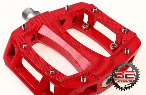 Педали Wellgo LU-A52 красные