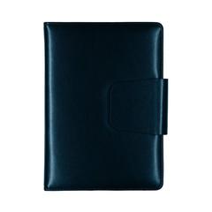 Ежедневник недатированный Bruno Visconti Prestige искусственная кожа A5 160 листов темно-синий (145х210 мм)