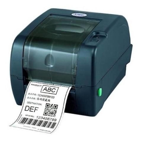 Термотрансферный принтер, с отрезчиком TSC TTP 345