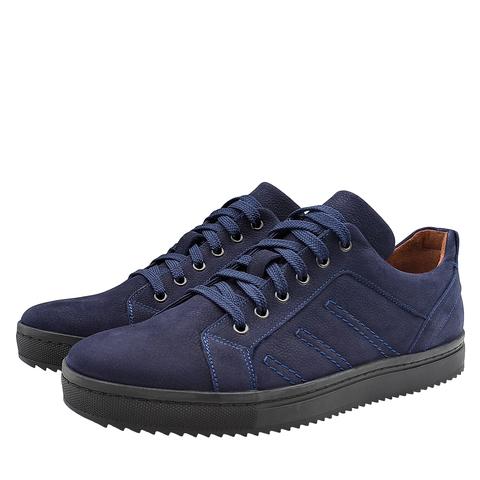 752308 Полуботинки мужские Индиго. КупиРазмер — обувь больших размеров марки Делфино