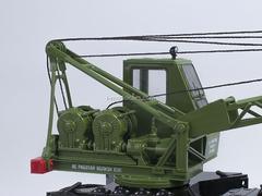 ZIL-130 AK-75V early khaki 1:43 Start Scale Models (SSM)