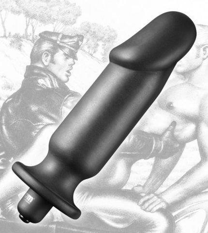 Анальный вибратор фаллос, 15.2 см - Tom of Finland