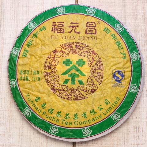 Фу Юань Чан Те Цзи Шу Бин, 2007, 357 г