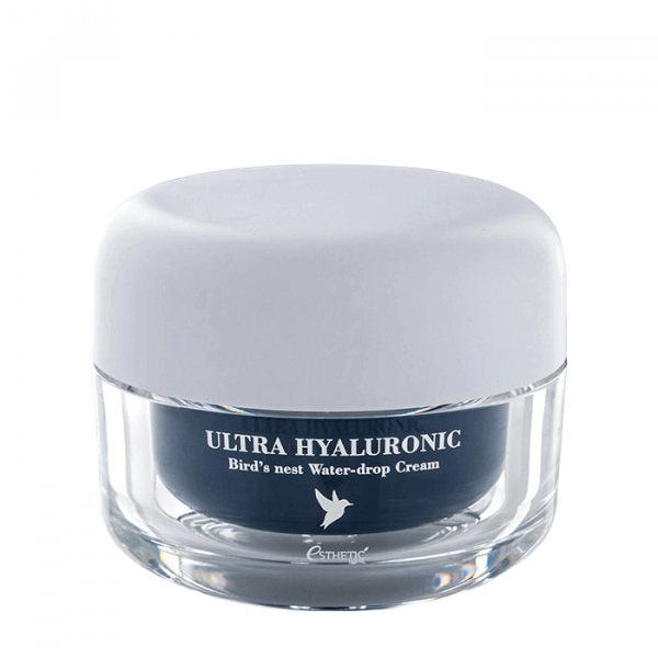 Крем С Ласточкиным Гнездом (Esthetic House Ultra Hyaluronic Acid Bird'S Nest Water-Drop Cream)