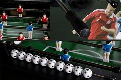 Настольный футбол (кикер) «Roma VI» (140x76x87 см)
