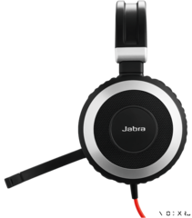 Jabra Evolve 80 Stereo MS проводная гарнитура USB-C ( 7899-823-189 )
