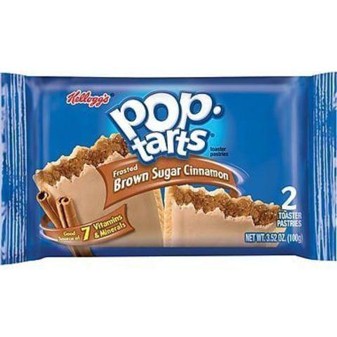 Печенье Pop Tarts Brown Sugar Cinnamon 100 гр