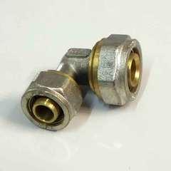 переходной угол для металлопластиковых труб