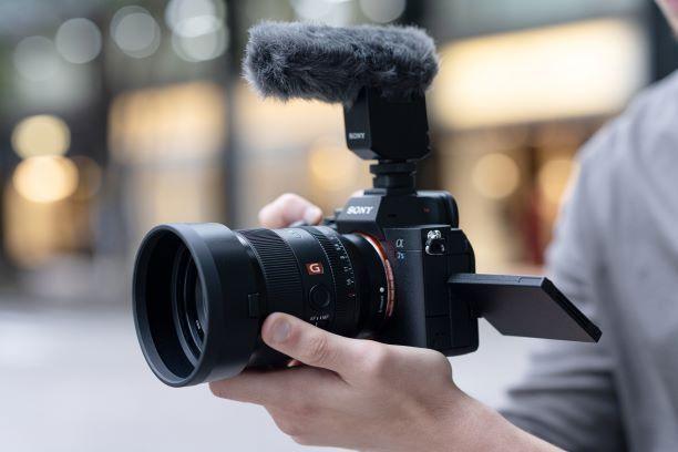 Купить объектив SEL35F14GM для полнокадровой камеры Sony Alpha
