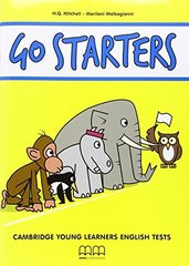 Go Starters Student's Book +CD