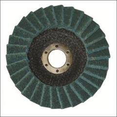 Круг лепестковый торцевой полировочный по металлу СТБ-303