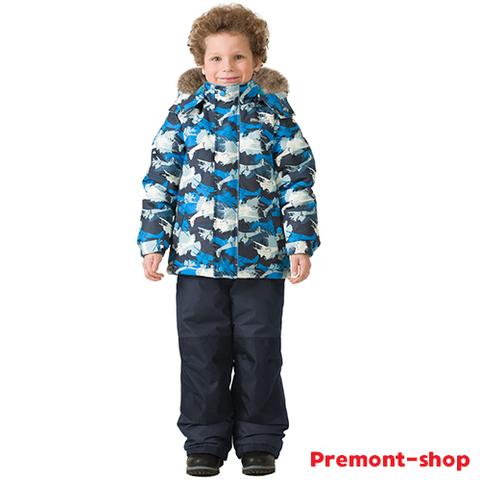 Комплект Monty by Premont TW37203 Blue