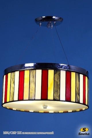 2076/C18P ZH светильник потолочный