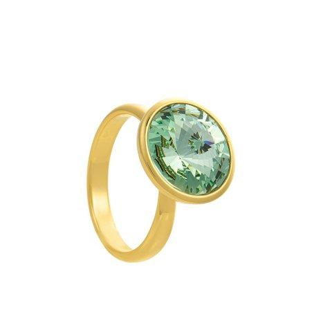 Кольцо Chrysolite K1802.16 G/G
