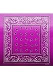 Бандана фиолетовый градиент фото