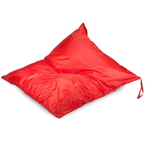Бескаркасное кресло «Подушка», Красный