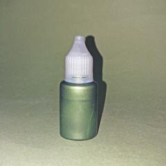 Краска для имитации эмали, №73 Зеленый металлик, 20 мл., США