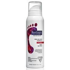 Footlogix: Мусс очищающий для кожи между пальцев ног (Peeling skin formula), 120г