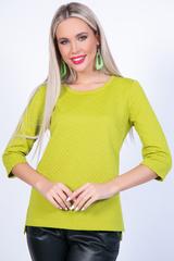 <p><span>Элегантная блуза свободного кроя сделает ваш образ незабываемым! Наша компания постоянно развивается в различных направлениях, и постоянно выпускает что-то новое. Сегодня мы представляем Вашему вниманию женственную блузу классического дизайна. Свободный силуэт делает ее универсальной вещью на все случаи жизни от офиса до торжественных мероприятий. Благодаря разнообразной цветовой гамме и размерной сетке появляется возможность подобрать модель специально для вас. Блузки очень легко сочетать с разными предметами одежды, и образ всегда будет получаться новым, уникальным, необычным! Блуза - это именно то, что должно быть в гардеробе каждой женщины. Разве Вам не хочется порадовать себя или своего близкого человека вместе с компанией ELZA?&nbsp;</span><span>(Длина по спинке: 44-62см; 46-63см; 48-64см; 50-65см; 52-66см;)</span></p>