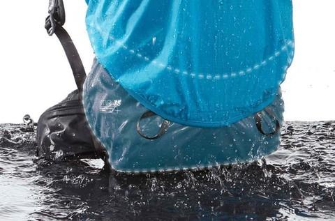 Картинка рюкзак туристический Thule Stir 35 Оранжевый - 8