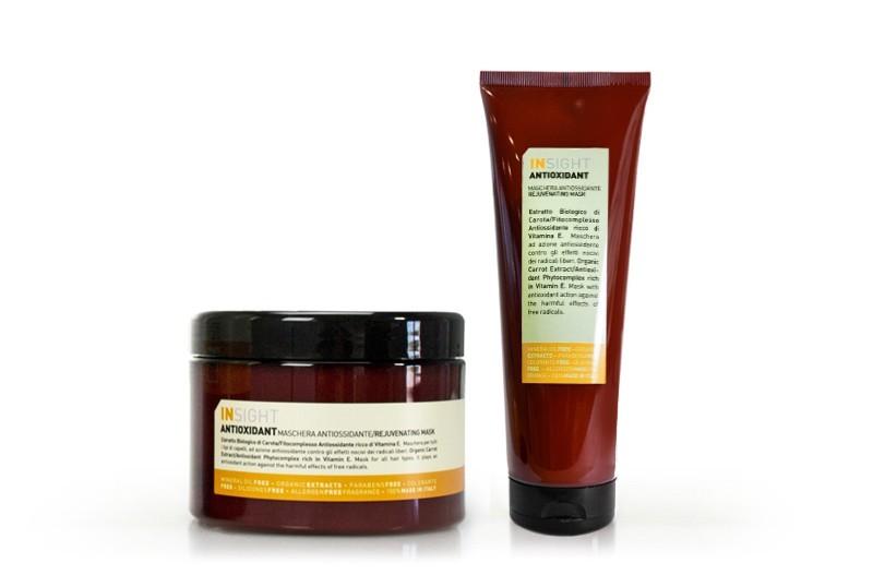 ANTIOXIDANT Маска антиоксидант для перегруженных волос (250 мл)