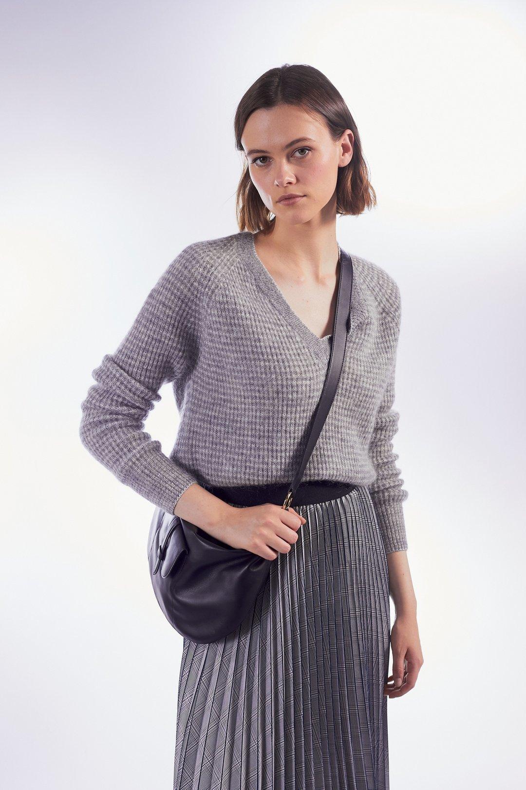 NATHIS - Пуловер с V-образным вырезом