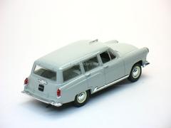 GAZ-22 Volga 1962 gray 1:43 Nash Avtoprom
