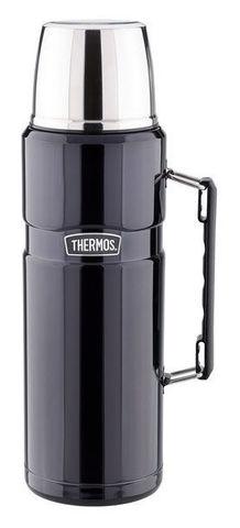 Термос из нержавеющей стали Thermos SK2010-BK (Matt Black) King 1,2 л