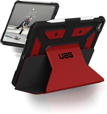 Чехол UAG Metropolis для Apple iPad Pro 11 (2020) (Magma)