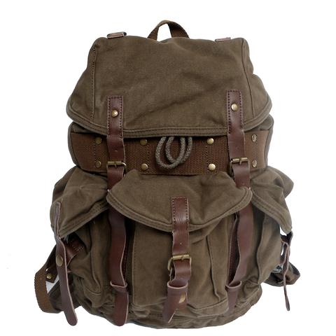 Винтажный Рюкзак из ткани Virginland 96