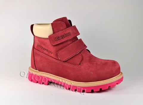 Ботинки утепленные Minitin 750-133-05