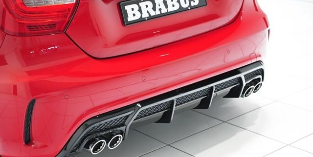 Обвес Brabus для Mercedes A-class AMG Sport Package