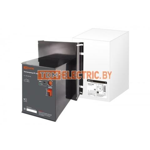 Электропривод ЭП-1600 ВА89 TDM