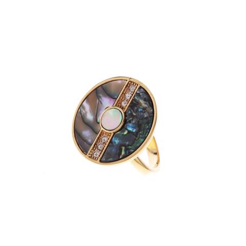 Кольцо KR01394-2 M